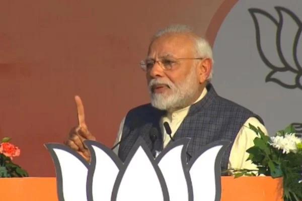 Seelampur to Shaheen Bagh: BJP agenda set by PM Modi speech - Delhi News in Hindi