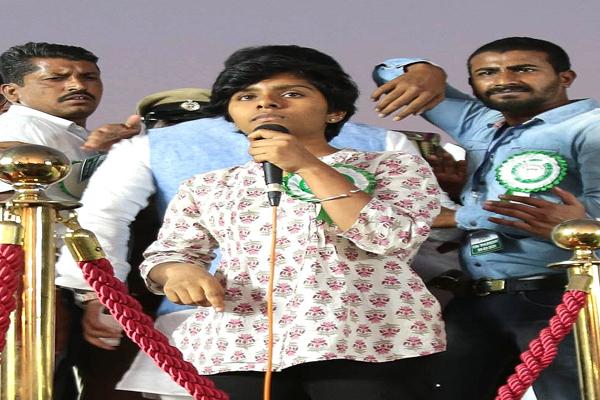 Hyderabad MP Asaduddin Owaisi rally women chants pakistan Zindabad slogan - Delhi News in Hindi