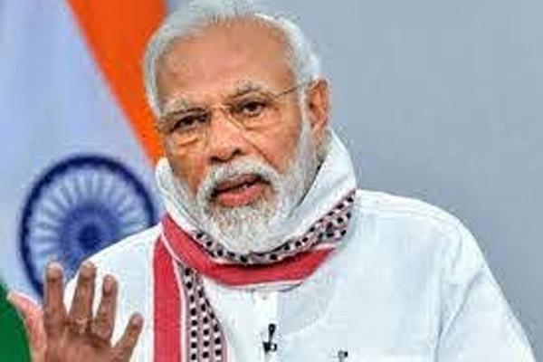 Prime Minister Modi to lay the virtual foundation stone of Har Ghar Nal Yojana in Mizarpur, Sonbhadra - Lucknow News in Hindi