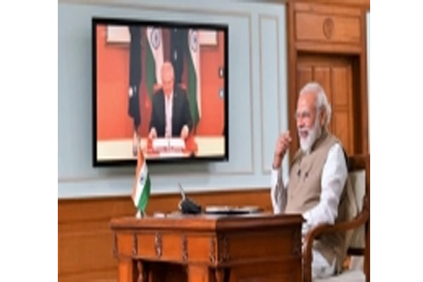 India and Australia agreement on maritime cooperation in the Hind-Pacific region - Delhi News in Hindi