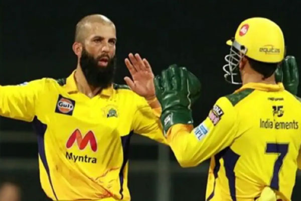 Moeen the game-changer for CSK, says Parthiv Patel - Cricket News in Hindi