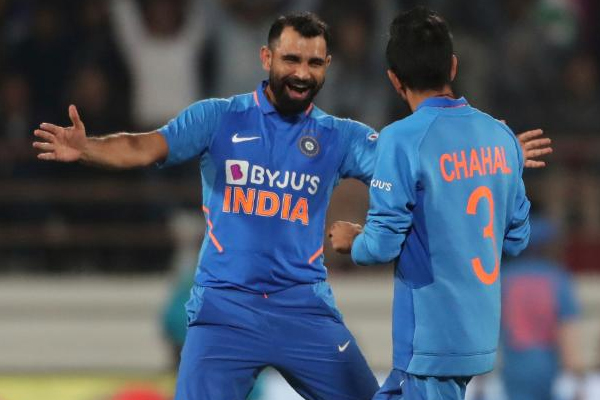 Thought of suicide three times: Mohammed Shami - Cricket News in Hindi