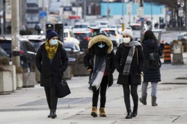 कनाडा में रोजाना 8000 से ज्यादा आ रहे कोरोना के मामले