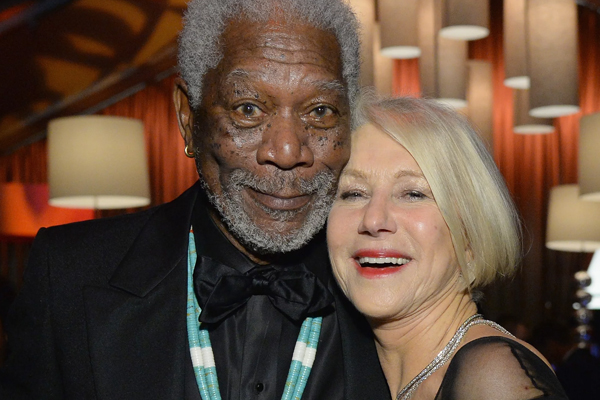Morgan Freeman, Helen Mirren, Al Pacino to star in Sniff - Hollywood News in Hindi