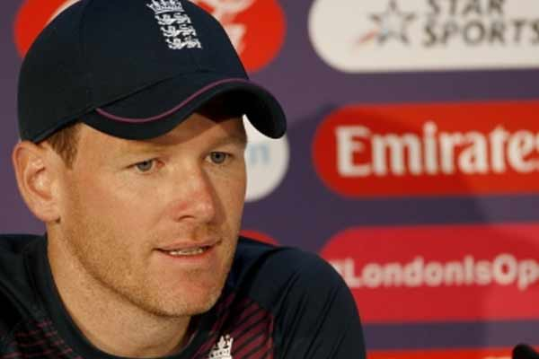Morgan out of ODI series against India - Cricket News in Hindi