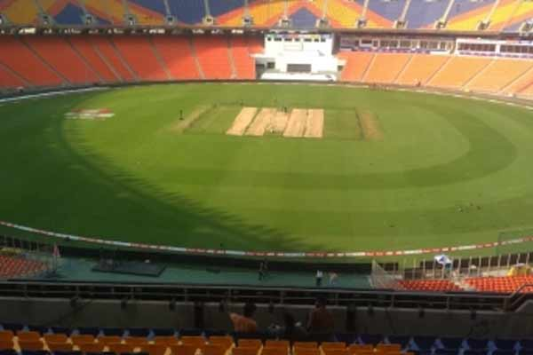 Motera follows the trend of mix pitches in India - Cricket News in Hindi