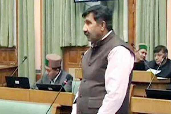 At the behest of Anurag Thakur, the Center stops the money laundering: Agnihotri - Dharamshala News in Hindi