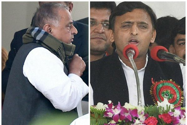Timeline of the Socialist Party, the dispute when and how? - Lucknow News in Hindi