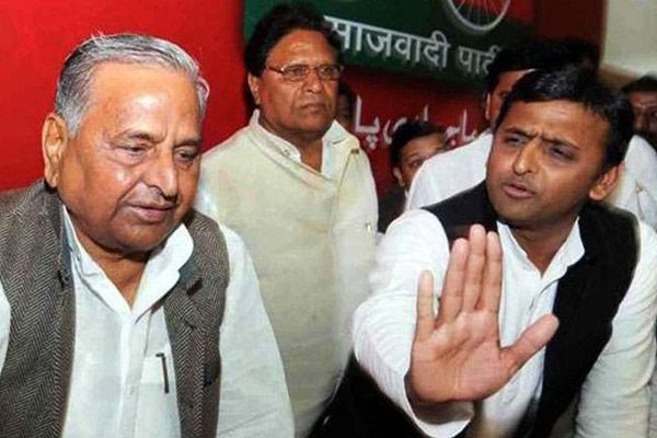 up election samajwadi party national convention today in lucknow - Lucknow News in Hindi