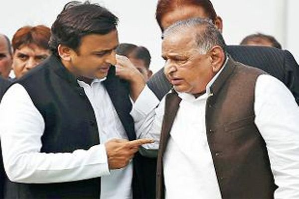 mulayam also called the convention, Ram Gopal Yadav removed again - Lucknow News in Hindi