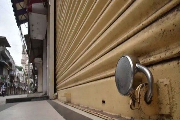 All establishments, public places, other activities closed in Maharashtra - Mumbai News in Hindi