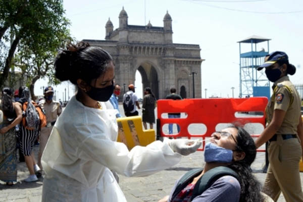 There is again an increase in active cases of corona in Mumbai - Mumbai News in Hindi