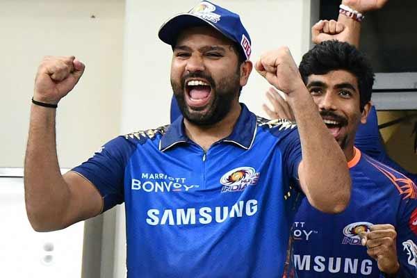 Mumbai Indians won due to discipline: Rohit Sharma - Cricket News in Hindi