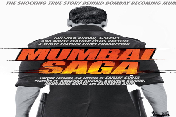 John Abraham, Emraan Hashmi-starrer Mumbai Saga releasing on March 19 - Bollywood News in Hindi