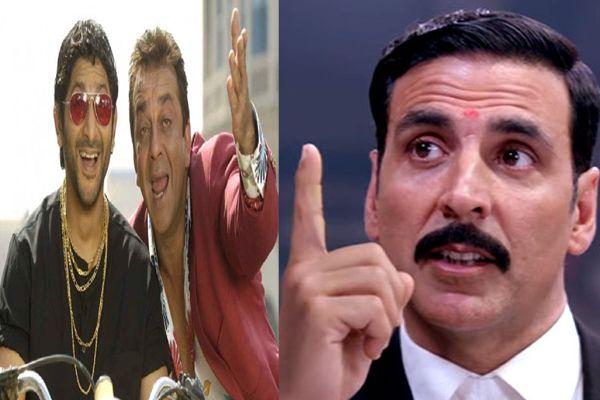 akshay jolly llb-3 subhash kapoor quit sanjay dutts munnabhai-3 - Bollywood News in Hindi