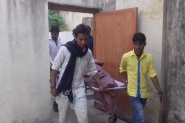 The lover murderous girlfriend cruel assassination - Karauli News in Hindi