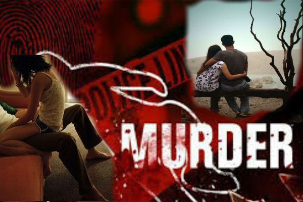 In Manali, the woman murdered the other lover of the boyfriend - Kullu News in Hindi