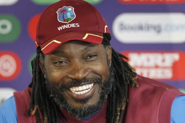 My heart always beats for the West Indies: Gayle - Cricket News in Hindi