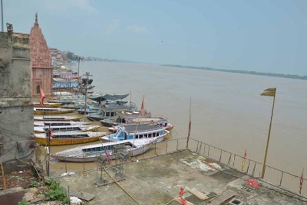 Lane separator to be built to prevent traffic jam of boats in Ganga - Varanasi News in Hindi