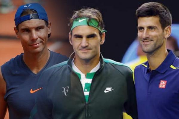 Nadal, Djokovic, Federer to play in Australia Open 2020 - Tennis News in Hindi