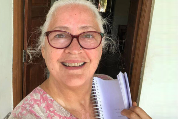 Nafisa Ali is nervous to face the camera as she makes a comeback in filmsNafisa Ali comeback - Bollywood News in Hindi