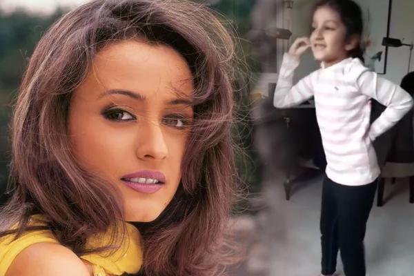 Namrata Shirodkar posts video of daughter Sitara dancing - Bollywood News in Hindi