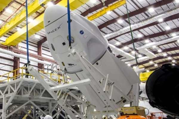 नासा का स्पेसएक्स क्रू-2 22 अप्रैल को लॉन्च होने के लिए तैयार