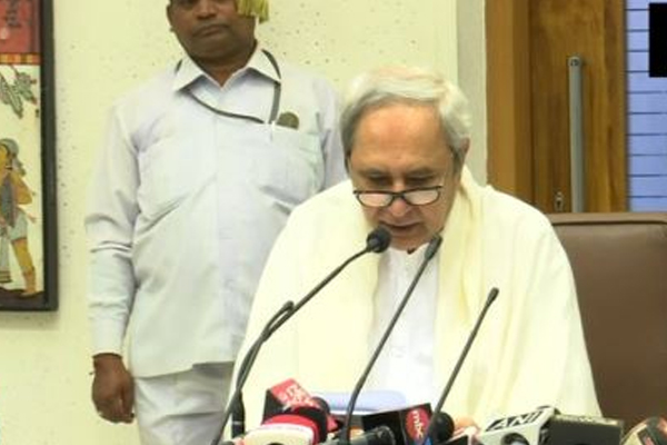 Odisha CM Naveen Patnaik announces Rs 10,000 cr assistance package for farmers - India News in Hindi