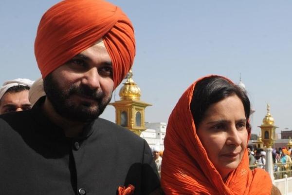 Navjot Kaur Sidhu seeks Congress ticket from Chandigarh - Punjab-Chandigarh News in Hindi