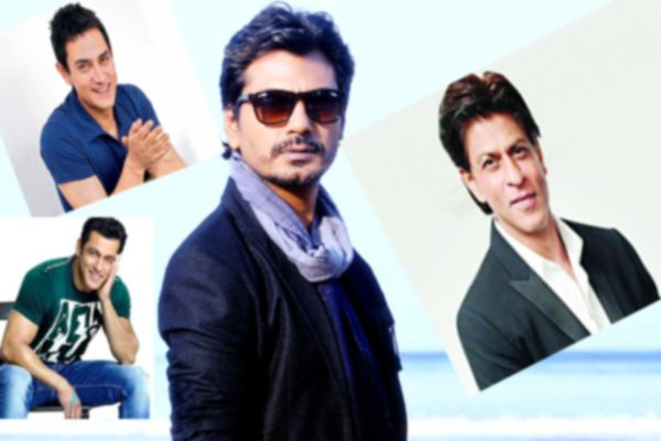 Nawazuddin Siddiqui says Shah Rukh Khan doesnt carry his stardum on set - Bollywood News in Hindi