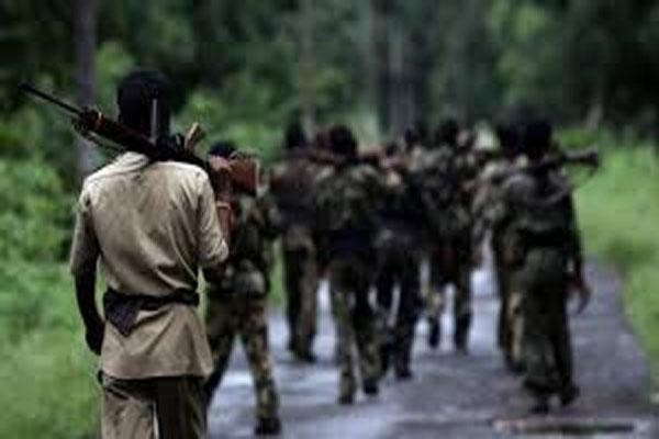 5 lakh Naxalites surrendered in Jharkhand - Ranchi News in Hindi