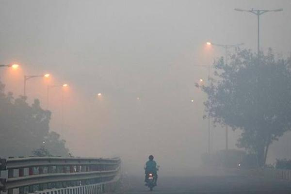 Air pollution crosses 400 in Delhi and NCR - Delhi News in Hindi