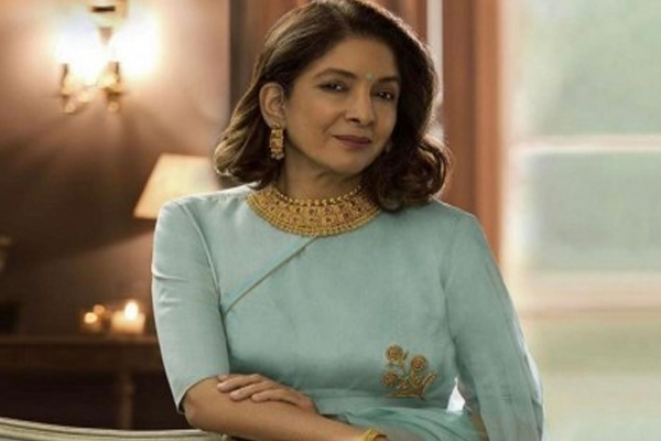 Neena Gupta will play the role of Amitabh Bachchan wife in Goodbye - Bollywood News in Hindi