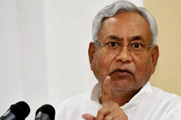 does not favor withdrawing Article 370 from Jammu and Kashmir: Nitish Kumar - Patna News in Hindi