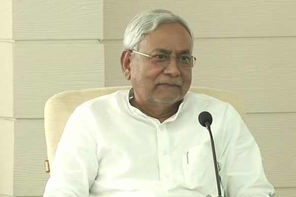 Agricultural law beneficial for farmers, confusion in some states: Nitish Kumar - Patna News in Hindi