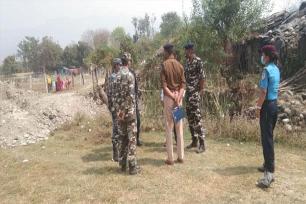 नेपाल ने उत्तराखंड की सीमा पर 'नो-मैन्स लैंड' से अब तक नहीं हटाया अतिक्रमण