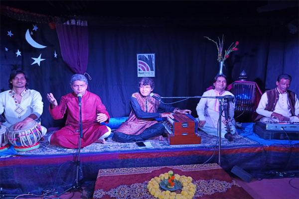 Ustad Ahmad Hussain-Mohammed Hussain Spells Buni Najm - Jaipur News in Hindi