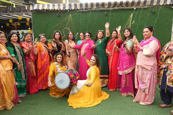 जयपुर की महिलाओं ने गणगौर पूजन करके मनाया त्योहार