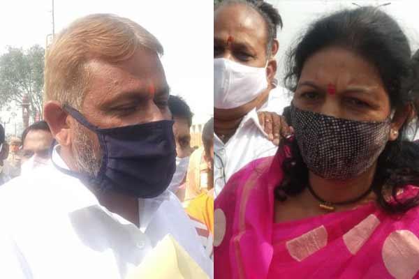 कोटा नगर निगम में कांग्रेस के बने दोनों महापौर, साउथ से राजीव व नोर्थ से मंजू जीती