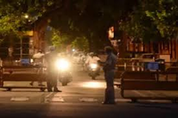 Night curfew imposed in four metros in Gujarat due to Corona, - Ahmedabad News in Hindi