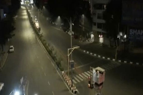 Covid-19: Night curfew in Bhopal-Indore from today - Bhopal News in Hindi