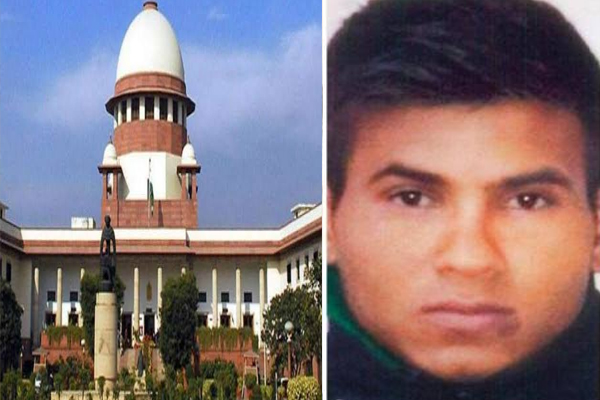 nirbhaya case:One of the convicts, Vinay Kumar Sharma has filed a curative petition before the Supreme Court - Delhi News in Hindi