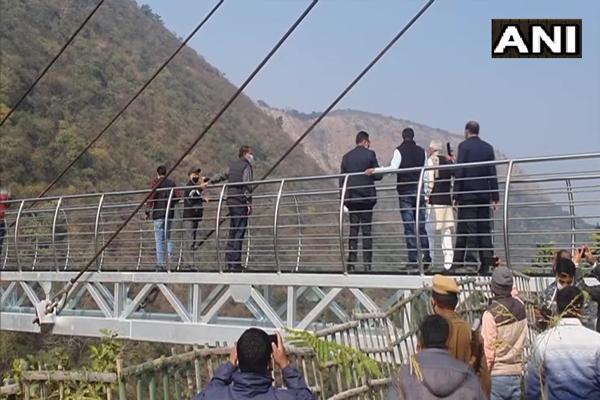 CM Nitish inspected nature safari and zoo in Rajgir of Nalanda district, see photos - Nalanda News in Hindi
