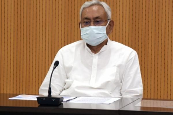 Is Nitish Kumar unhappy with PM Modi cabinet reshuffle? - Patna News in Hindi