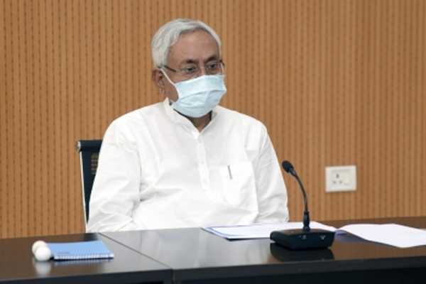 6 crore people will be vaccinated in Bihar in next 6 months: Nitish - Patna News in Hindi