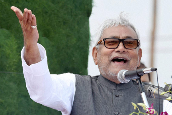 The upliftment of every section of society is our aim, service is our religion: Nitish - Patna News in Hindi