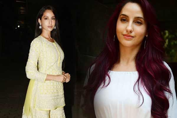 Nora Fatehi: Got lucky to start off with different platforms - Bollywood News in Hindi