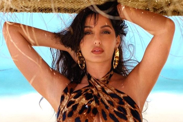 Nora Fatehi channels her inner tigress - Bollywood News in Hindi