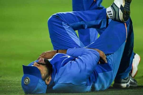 Now is Rohit also hurt - Cricket News in Hindi