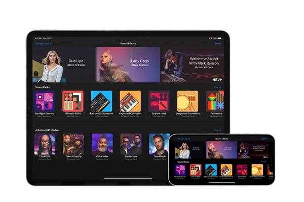 Now remix with Dua Lipa, Lady Gaga on Apple GarageBand app - Hollywood News in Hindi